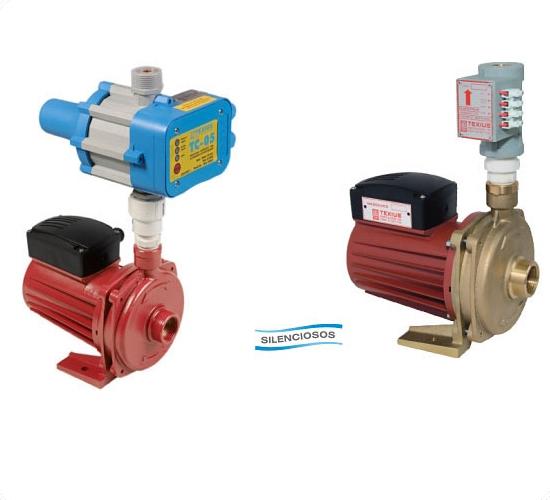 Pressurizadores Texius